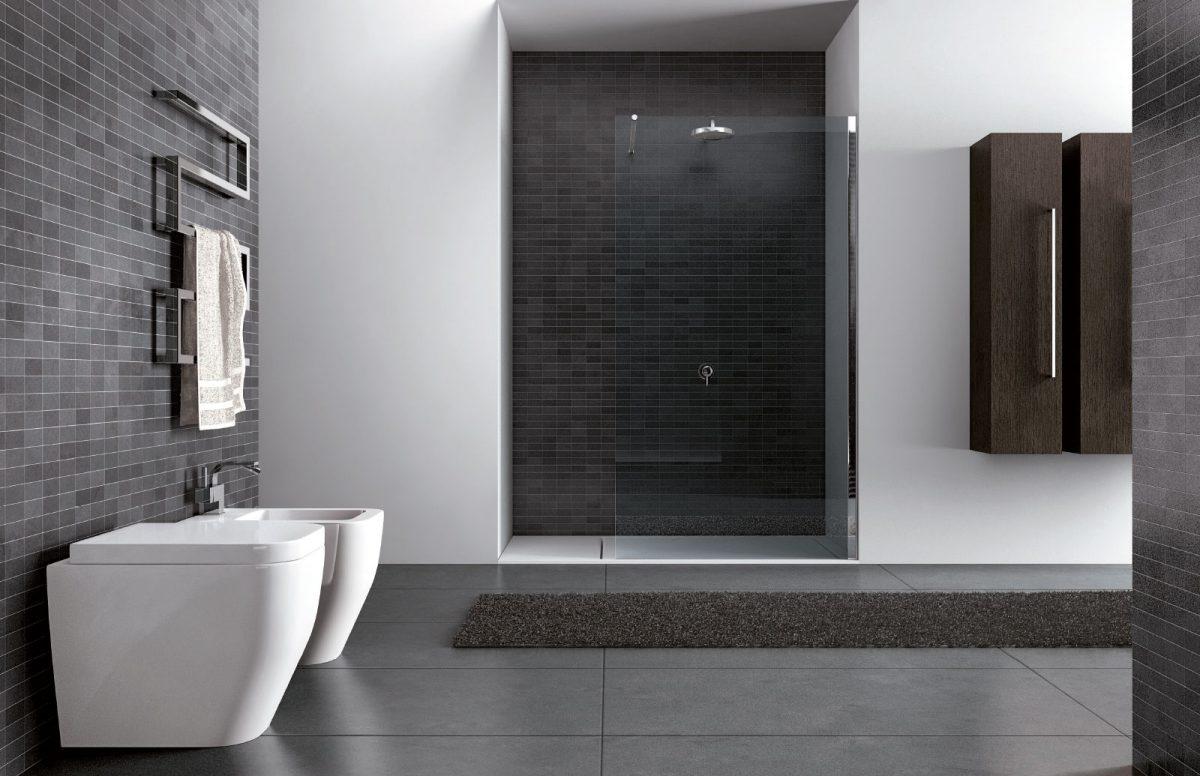 Walk in cabine de douche sans profil s disenia - Box doccia senza telaio ...
