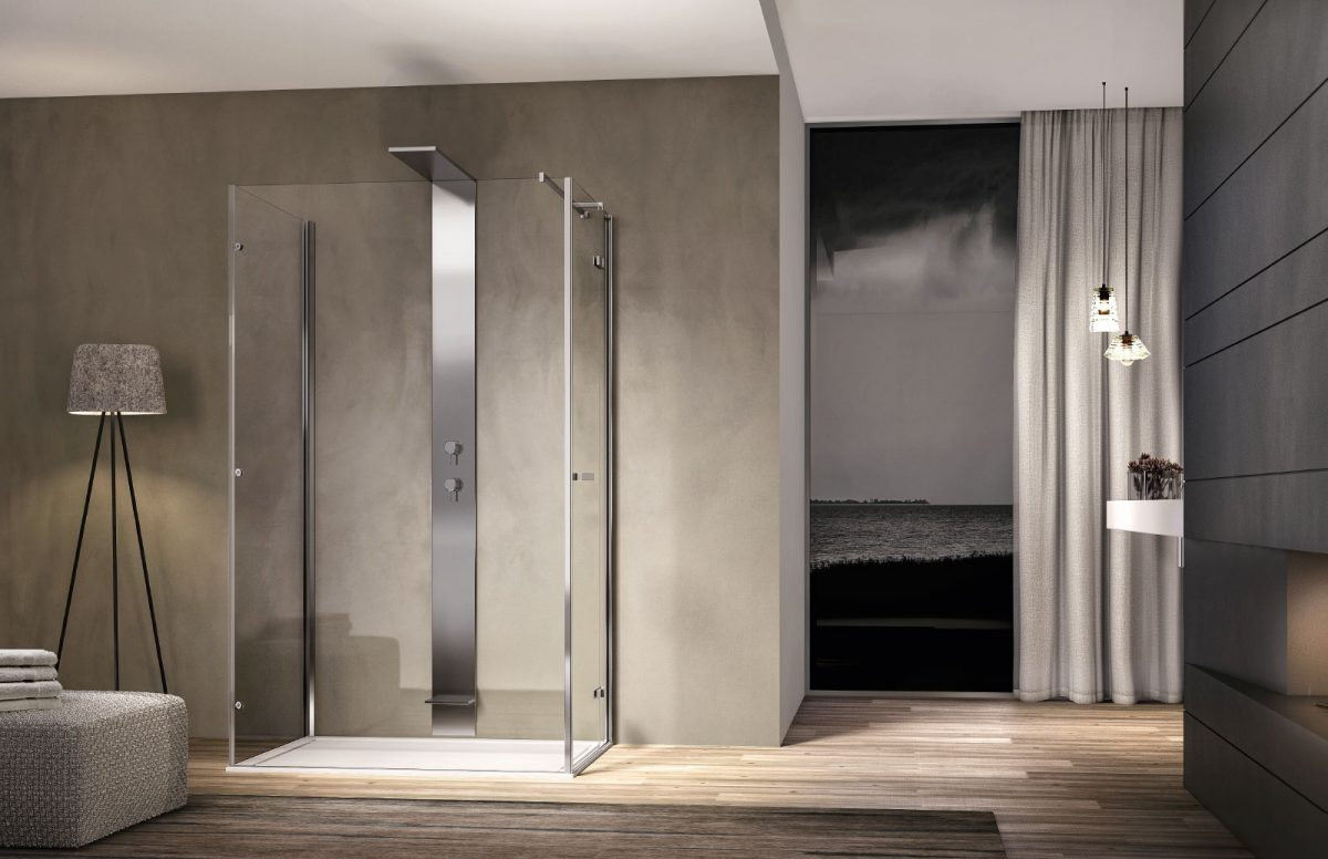 Smart cabine de douche moderne disenia - Cabine doccia moderne ...
